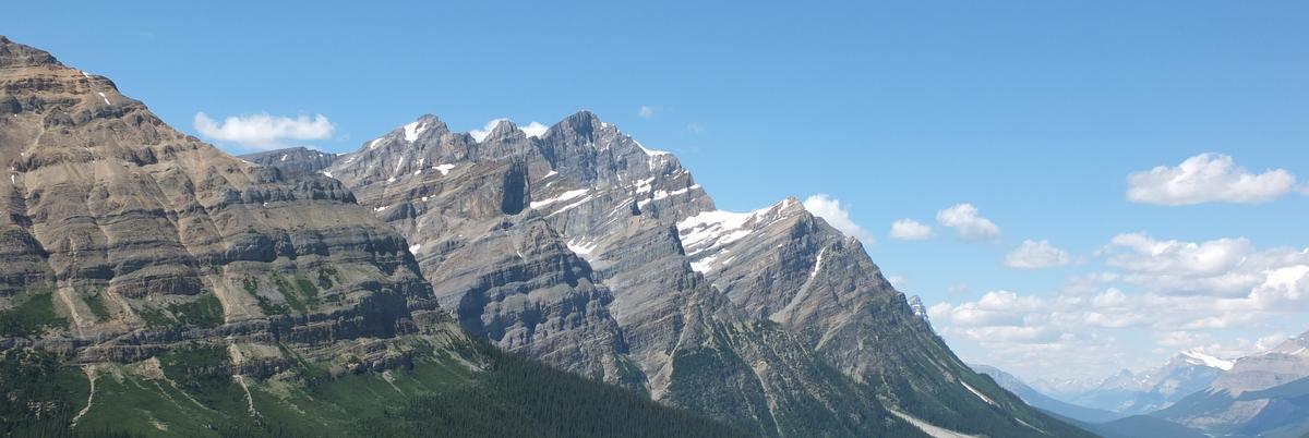 Rocky Mountain, Canada